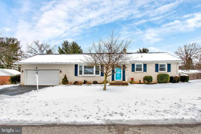121 Ridgefield Drive, YORK, PA 17403 (#PAYK153410) :: The Joy Daniels Real Estate Group