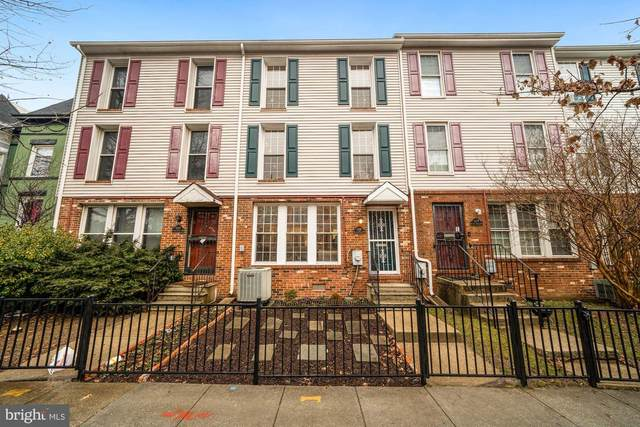 1119 Harvard Street NW F, WASHINGTON, DC 20009 (#DCDC509492) :: The Matt Lenza Real Estate Team