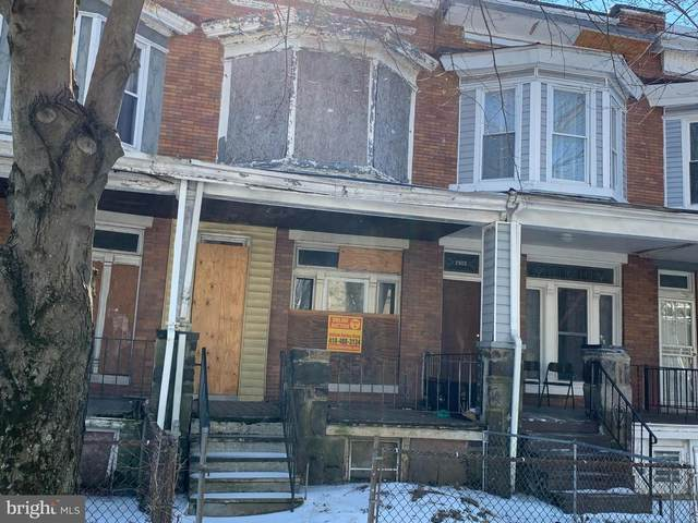 2903 Belmont Avenue, BALTIMORE, MD 21216 (#MDBA540928) :: Bruce & Tanya and Associates