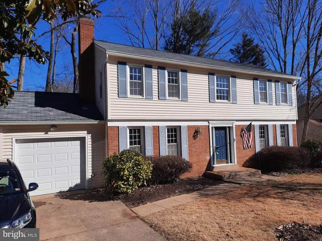 9072 Brook Ford Road, BURKE, VA 22015 (#VAFX1182616) :: The Vashist Group