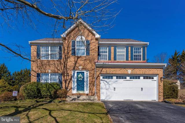 377 Choice Court, WESTMINSTER, MD 21157 (#MDCR202692) :: Bob Lucido Team of Keller Williams Integrity