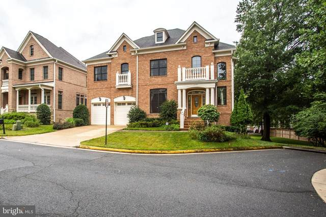 2184 Amber Meadows Drive, VIENNA, VA 22182 (#VAFX1182624) :: Network Realty Group