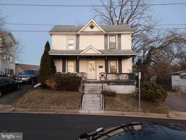 109 Tinners Hill Street, FALLS CHURCH, VA 22046 (#VAFA111892) :: The Maryland Group of Long & Foster Real Estate