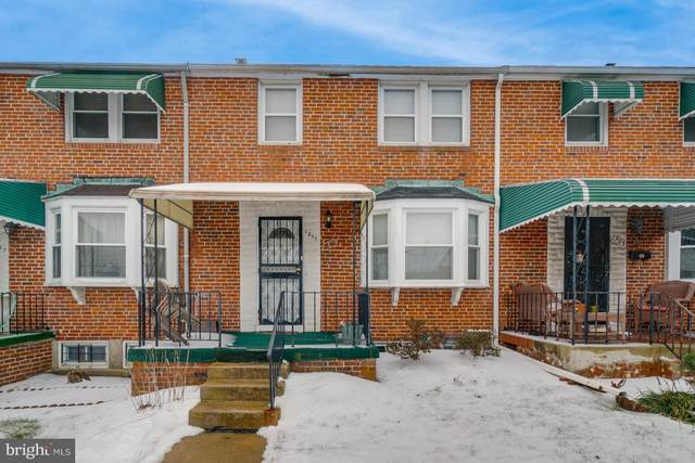 1205 Winston Avenue, BALTIMORE, MD 21239 (#MDBA540938) :: EXIT Realty Enterprises