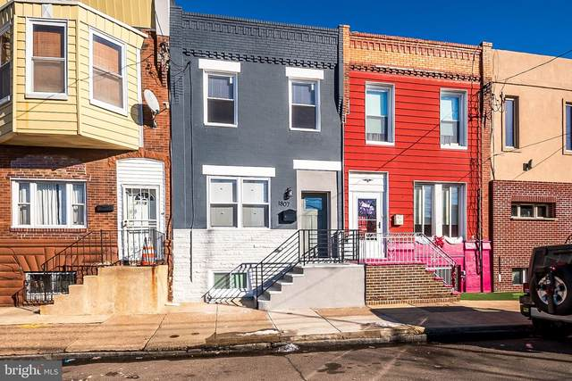 1807 S 21ST Street, PHILADELPHIA, PA 19145 (#PAPH990366) :: ExecuHome Realty