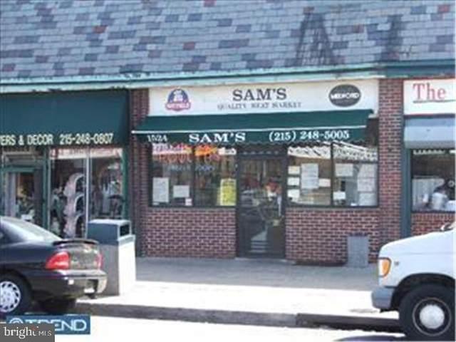 1524 E Wadsworth Avenue, PHILADELPHIA, PA 19150 (#PAPH990378) :: The Dailey Group