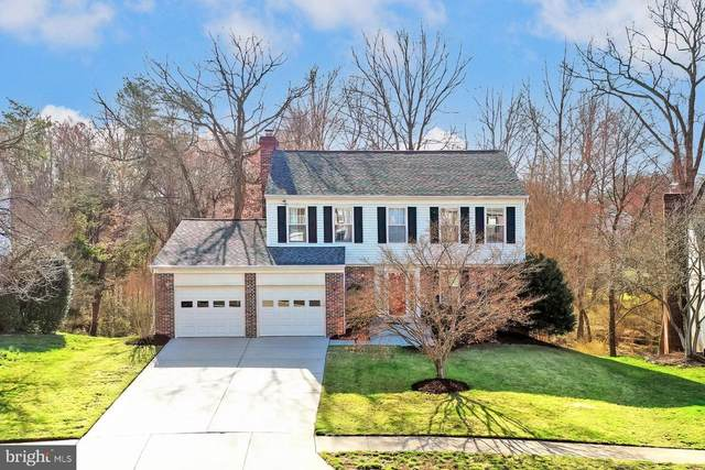 14367 N Slope Street, CENTREVILLE, VA 20120 (#VAFX1182658) :: Network Realty Group
