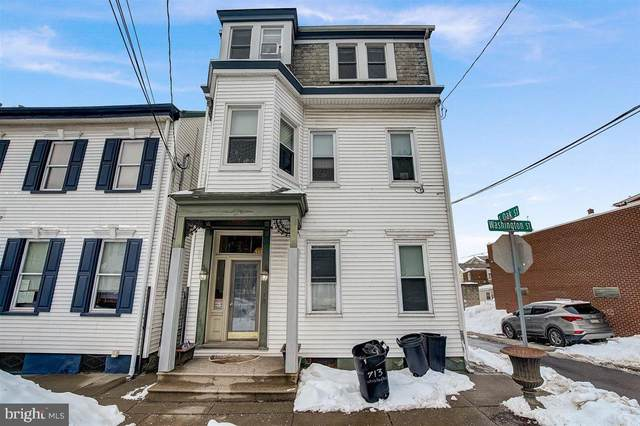 713 Washington Street, EASTON, PA 18042 (#PANH107754) :: John Lesniewski | RE/MAX United Real Estate