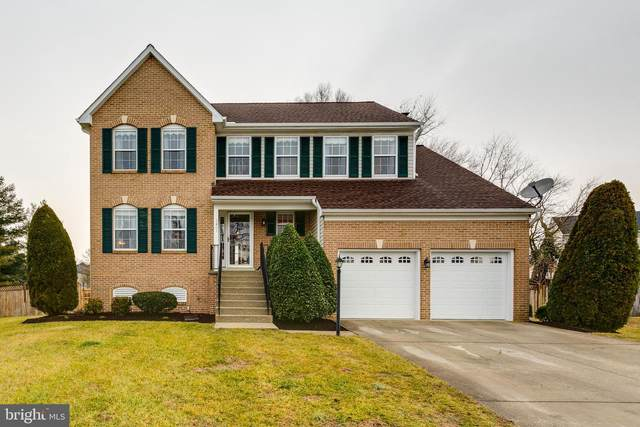 1401 Mute Court, UPPER MARLBORO, MD 20774 (#MDPG597650) :: AJ Team Realty
