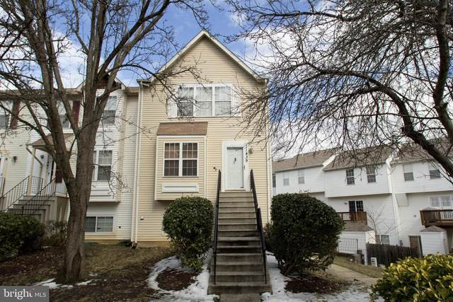 11439 Honeysuckle Court 4-2, UPPER MARLBORO, MD 20774 (#MDPG597656) :: The Daniel Register Group