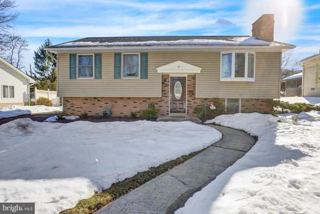 18 Cherrywood Road, WYOMISSING, PA 19610 (#PABK373816) :: The Toll Group