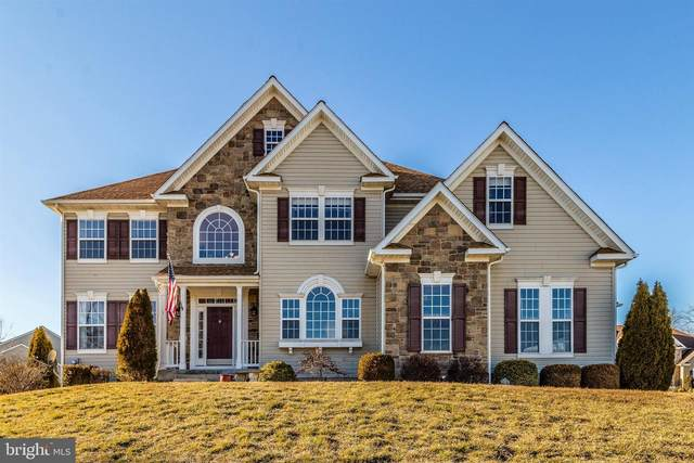 11500 High Ridge Court, HAGERSTOWN, MD 21742 (#MDWA177964) :: Sunrise Home Sales Team of Mackintosh Inc Realtors