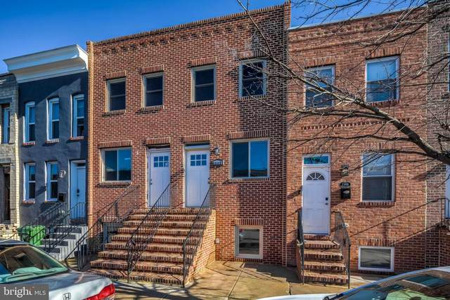 1165 Nanticoke Street, BALTIMORE, MD 21230 (#MDBA540958) :: Shawn Little Team of Garceau Realty