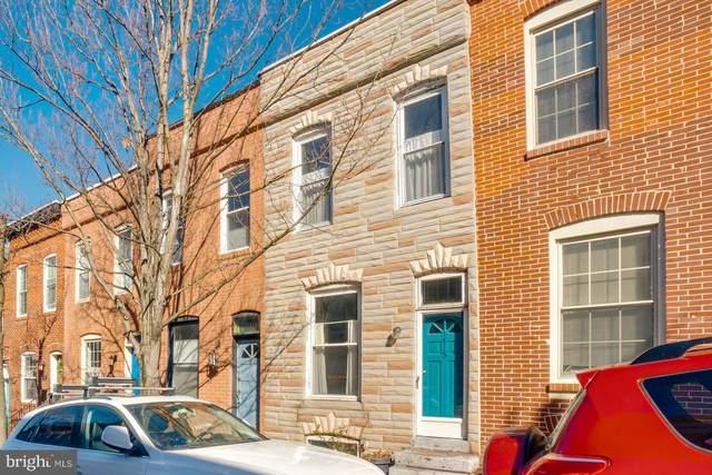 1415 Belt Street, BALTIMORE, MD 21230 (#MDBA540960) :: Revol Real Estate