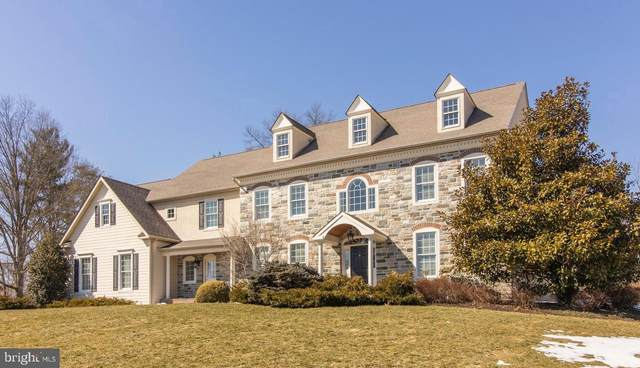 580 W Prospect Avenue, NORTH WALES, PA 19454 (#PAMC683766) :: The Schiff Home Team