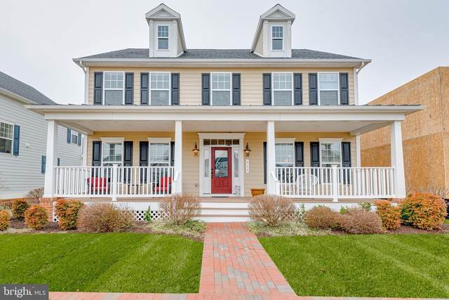 313 Thomas White Boulevard, CHESTER, MD 21619 (#MDQA146860) :: The MD Home Team