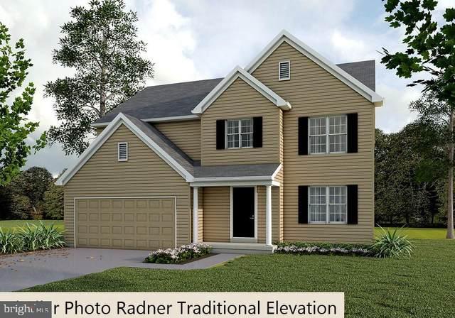Radner Model At Fox Run Creek, DOVER, PA 17315 (#PAYK153430) :: The Joy Daniels Real Estate Group