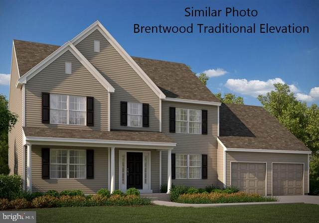 Brentwood Model At Fox Run Creek, DOVER, PA 17315 (#PAYK153432) :: The Joy Daniels Real Estate Group