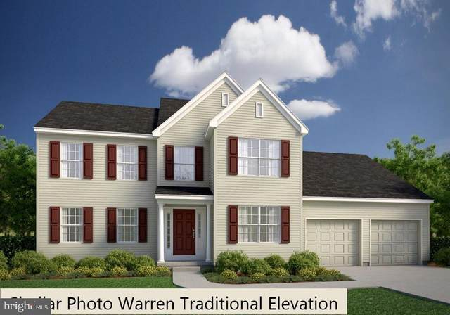 Warren Model At Fox Run Creek, DOVER, PA 17315 (#PAYK153438) :: The Heather Neidlinger Team With Berkshire Hathaway HomeServices Homesale Realty