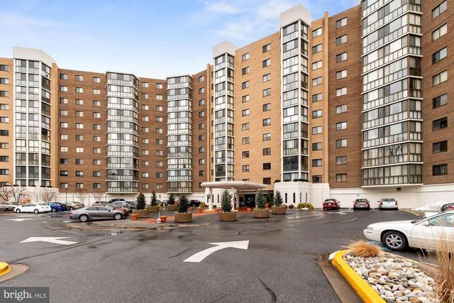 15100 Interlachen Drive 4-411, SILVER SPRING, MD 20906 (#MDMC745702) :: Murray & Co. Real Estate