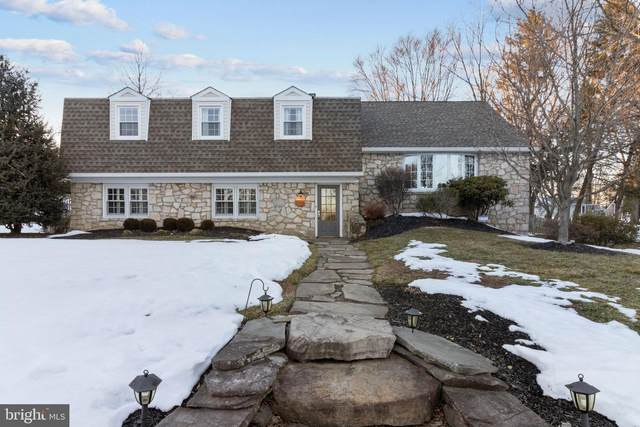 1168 Temple Drive, YARDLEY, PA 19067 (#PABU521122) :: Keller Williams Real Estate