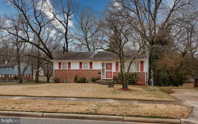 3429 25TH Avenue, TEMPLE HILLS, MD 20748 (#MDPG597682) :: John Lesniewski | RE/MAX United Real Estate