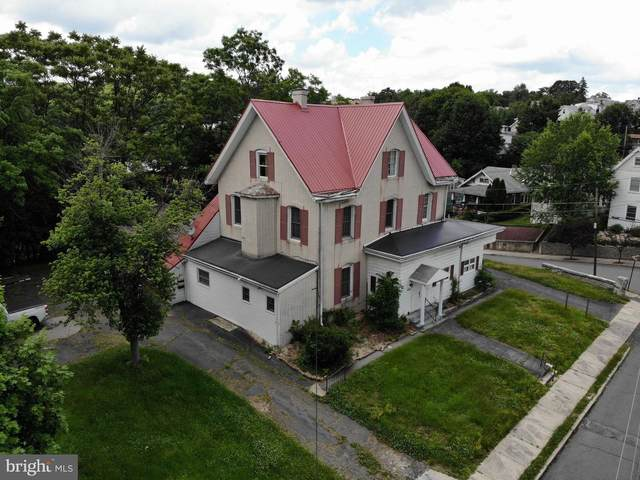 452 Greenwood Avenue, POTTSVILLE, PA 17901 (#PASK134292) :: McClain-Williamson Realty, LLC.