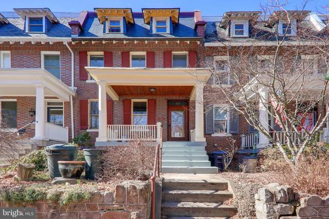 414 7TH Street NE, WASHINGTON, DC 20002 (#DCDC509588) :: The Riffle Group of Keller Williams Select Realtors