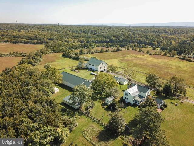 770 Huttle Road, STEPHENS CITY, VA 22655 (#VAFV162326) :: AJ Team Realty