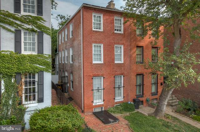 1624 Hollins Street, BALTIMORE, MD 21223 (#MDBA540992) :: Colgan Real Estate