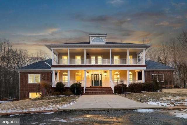 152 Old Cropps Mill Road, FREDERICKSBURG, VA 22406 (#VAST229504) :: Ram Bala Associates   Keller Williams Realty