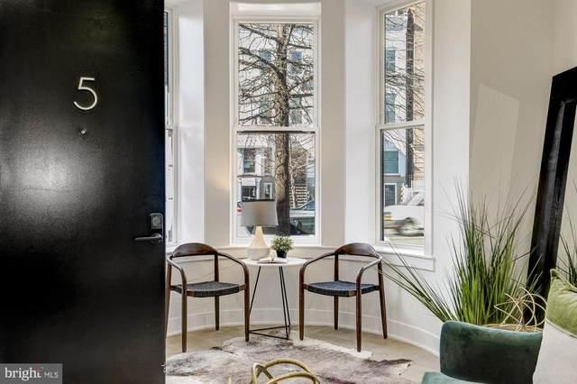 1225 11TH Street NW #5, WASHINGTON, DC 20001 (#DCDC509604) :: Eng Garcia Properties, LLC