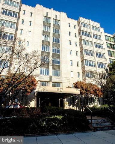 1727 NW Massachusetts Avenue NW #114, WASHINGTON, DC 20036 (#DCDC509606) :: Jacobs & Co. Real Estate