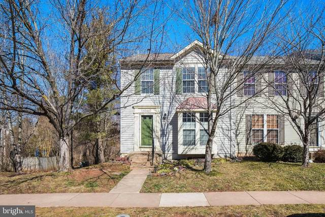 43460 Postrail Square, ASHBURN, VA 20147 (#VALO431564) :: AJ Team Realty