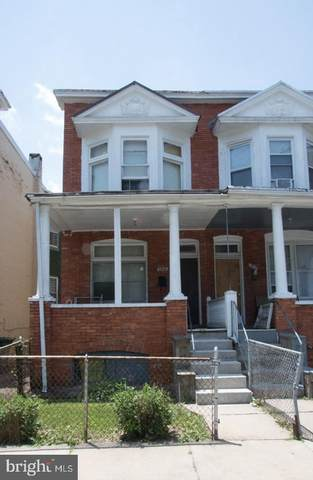 4812 Palmer Avenue, BALTIMORE, MD 21215 (#MDBA541004) :: Lucido Agency of Keller Williams