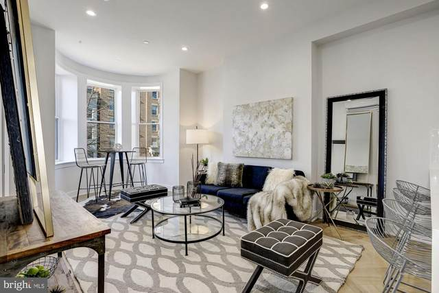 1225 11TH Street NW #6, WASHINGTON, DC 20001 (#DCDC509610) :: Dart Homes
