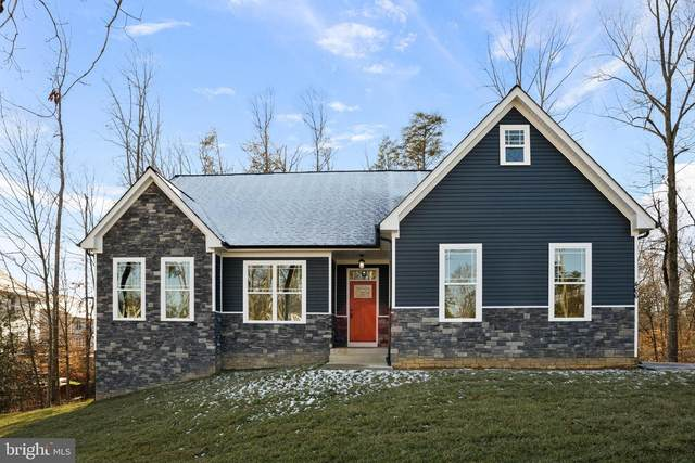 9109 Sylvan Acres Drive, SPOTSYLVANIA, VA 22553 (#VASP229132) :: AJ Team Realty