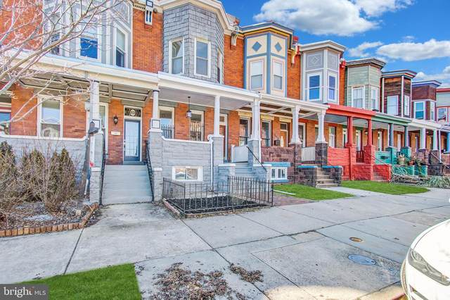 2624 Guilford Avenue, BALTIMORE, MD 21218 (#MDBA541006) :: Hergenrother Realty Group