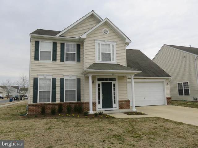 1115 Osprey, DENTON, MD 21629 (#MDCM125154) :: McClain-Williamson Realty, LLC.