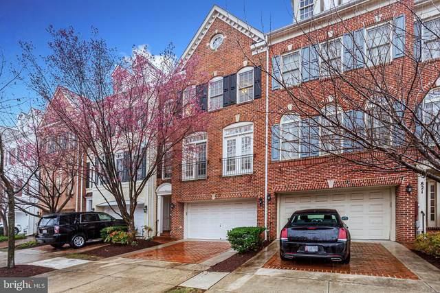 819 Oak Knoll Terrace, ROCKVILLE, MD 20850 (#MDMC745724) :: Gail Nyman Group