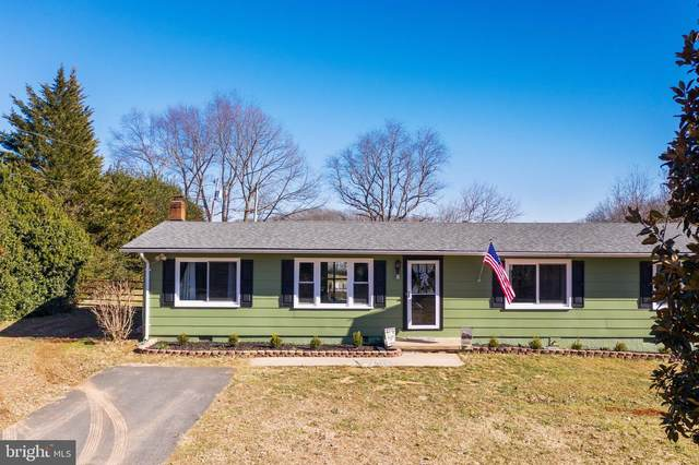 9821 Lees Mill Road, WARRENTON, VA 20186 (#VAFQ169254) :: RE/MAX Cornerstone Realty