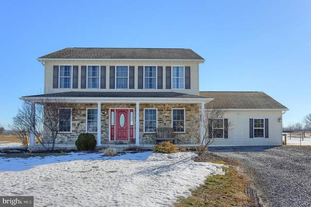 201 Green Hill Road, NEWVILLE, PA 17241 (#PACB132278) :: ExecuHome Realty