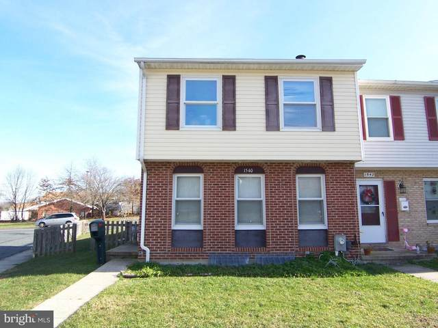1540 Harford Square Drive, EDGEWOOD, MD 21040 (#MDHR256970) :: Potomac Prestige