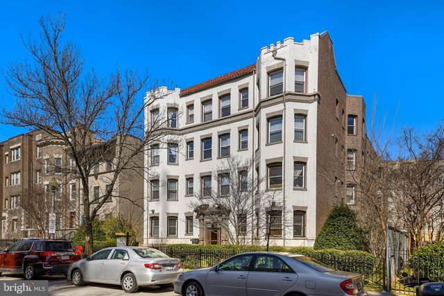 1421 Columbia Road NW #404, WASHINGTON, DC 20009 (#DCDC509638) :: The Riffle Group of Keller Williams Select Realtors