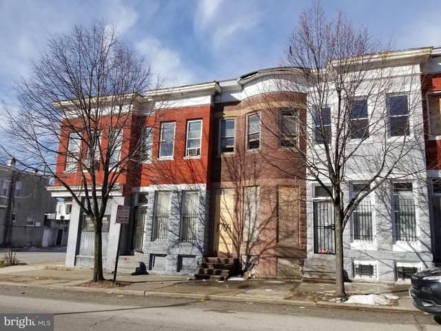 1704 N Monroe Street, BALTIMORE, MD 21217 (#MDBA541028) :: Eng Garcia Properties, LLC