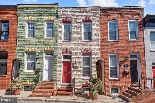 231 S Madeira Street, BALTIMORE, MD 21231 (#MDBA541032) :: Network Realty Group