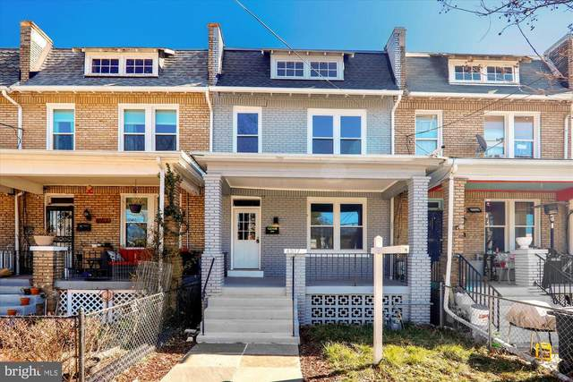 4517 7TH Street NW, WASHINGTON, DC 20011 (#DCDC509646) :: Dart Homes