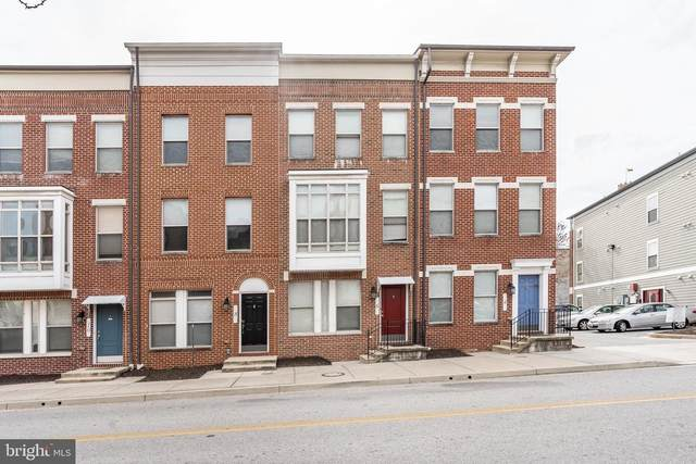 8 S Exeter Street #142, BALTIMORE, MD 21202 (#MDBA541046) :: Gail Nyman Group