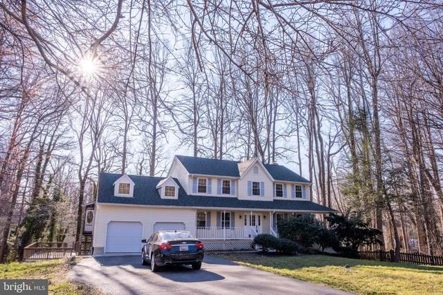 9021 Tonyas Terrace, OWINGS, MD 20736 (#MDCA181274) :: Realty One Group Performance
