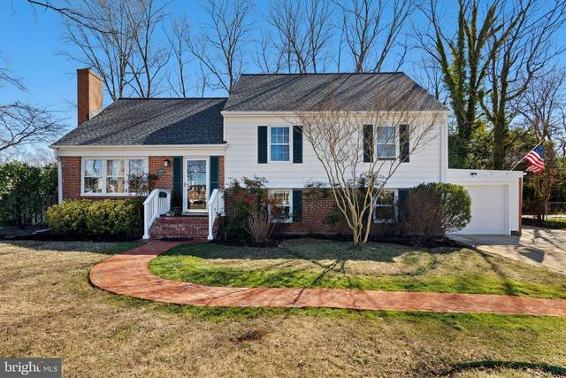 8409 Fort Hunt Road, ALEXANDRIA, VA 22308 (#VAFX1182796) :: Tom & Cindy and Associates